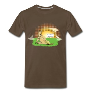 Australia VS New Zealand - Men's Premium T-Shirt