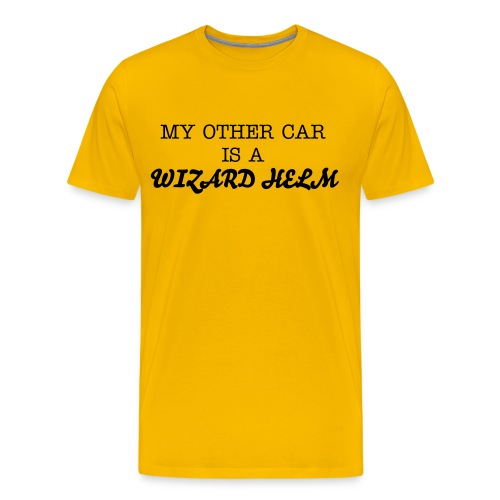 My Other Car - Men's Premium T-Shirt