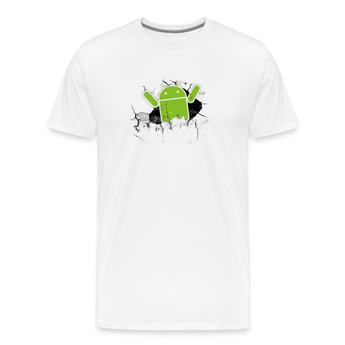 Android ROAR! - Men's Premium T-Shirt