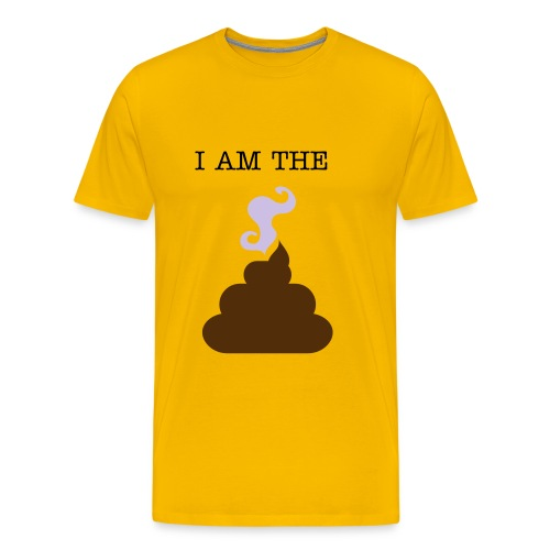 I Am The... - Men's Premium T-Shirt