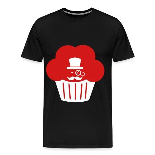 CakeStatche Graphic Tee - Men's Premium T-Shirt