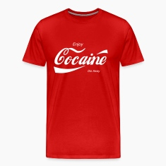 enjoy cocaine T-Shirts
