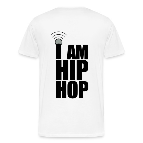 Internet rapper - Men's Premium T-Shirt