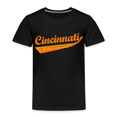 Cincinnati Tackle Footblall - Toddler - Toddler Premium T-Shirt