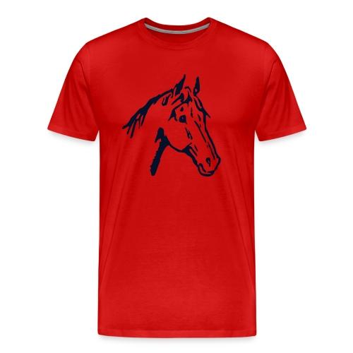 HORSE RULE - Men's Premium T-Shirt