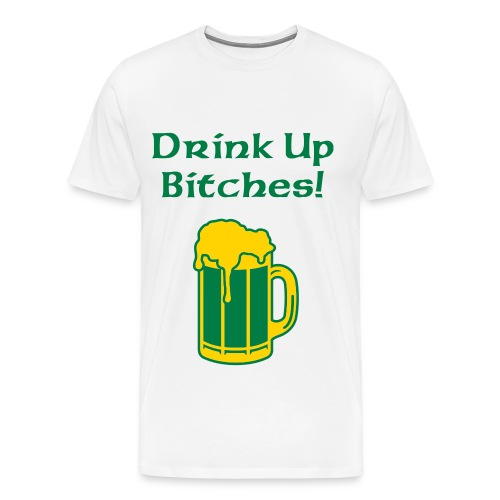 Drinking - Men's Premium T-Shirt