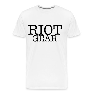 Riot Gear men - Men's Premium T-Shirt