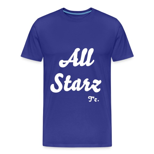 ALL STARZ T'Z - Men's Premium T-Shirt