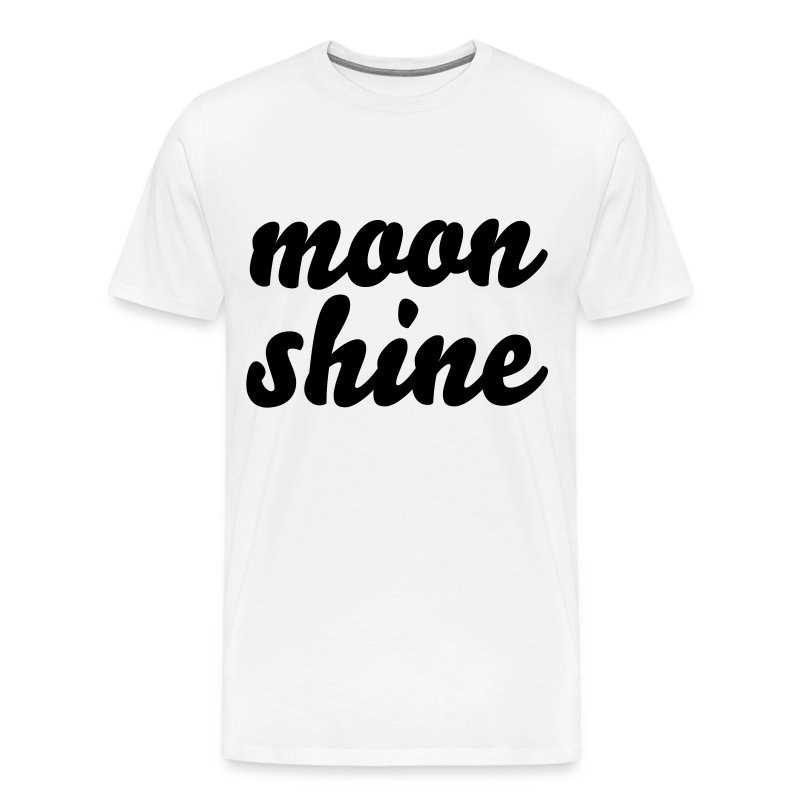 Moonshine men - Men's Premium T-Shirt