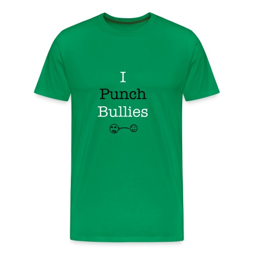 Punch A Bully Classic - Men's Premium T-Shirt
