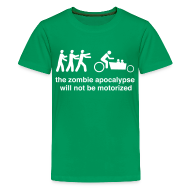 Kids' Shirts ~ Kids' Premium T-Shirt ~ PG DreadFiets - Childrens