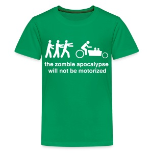 PG DreadFiets - Childrens - Kids' Premium T-Shirt