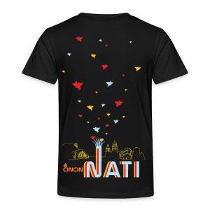 CincinNATI - Toddler - Toddler Premium T-Shirt