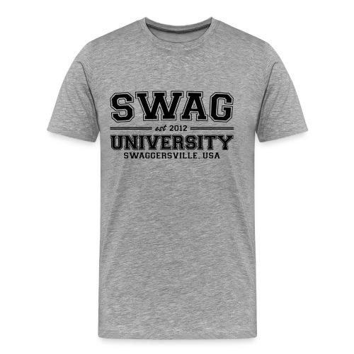 Swag University - Men's Premium T-Shirt