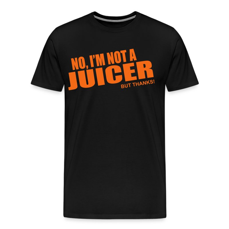 juicer - Men's Premium T-Shirt
