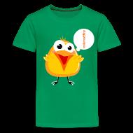 Kids' Shirts ~ Kids' Premium T-Shirt ~ Pio Chicken
