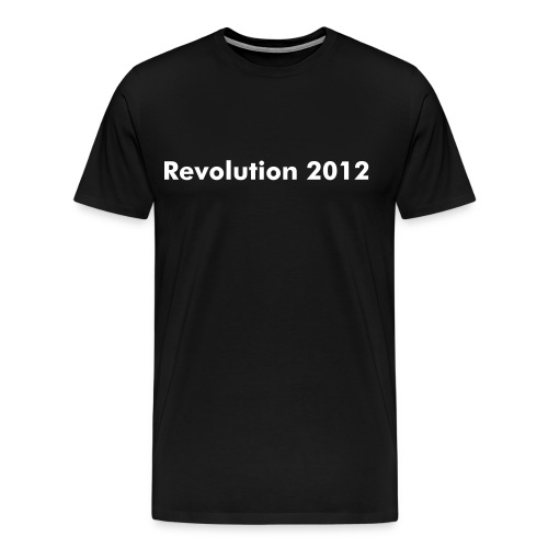 Revolution 2012 - Men's Premium T-Shirt