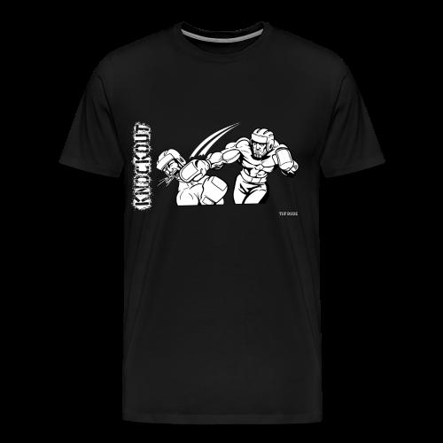 Boxing - Knockout - Men's Premium T-Shirt