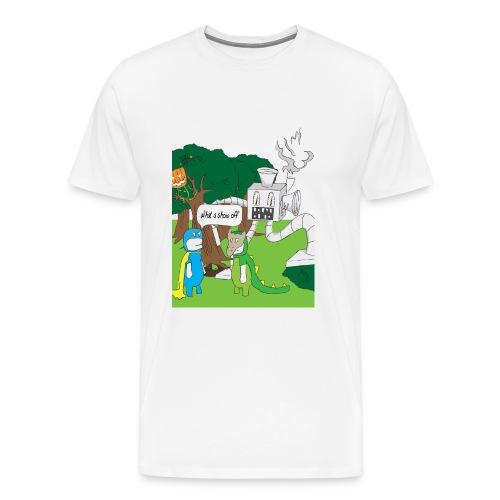 Costume Kids - Men's Premium T-Shirt