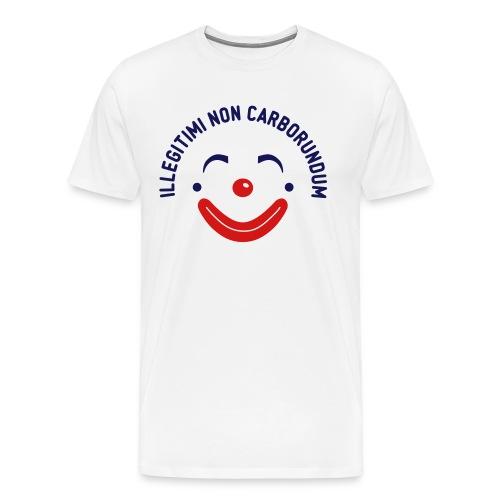 Men's Happy Clown Tee - Men's Premium T-Shirt