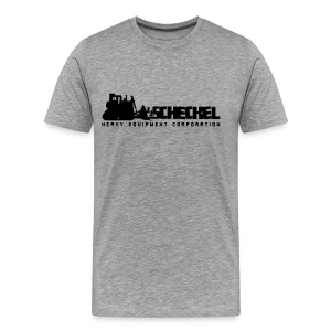 JJ Scheckel Dozing Logo - Men's Premium T-Shirt