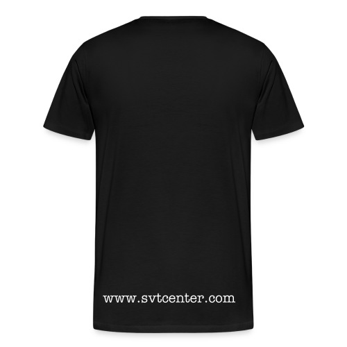 BJJ - Touch me and your first lesson is free - Men's Premium T-Shirt