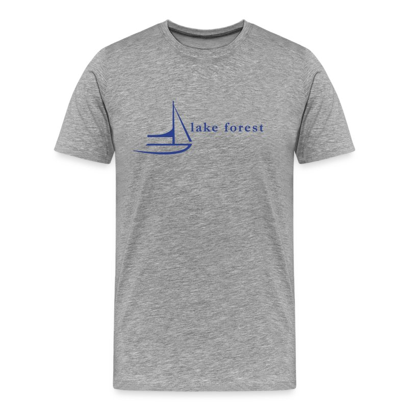 Lake Forest - Men's Premium T-Shirt