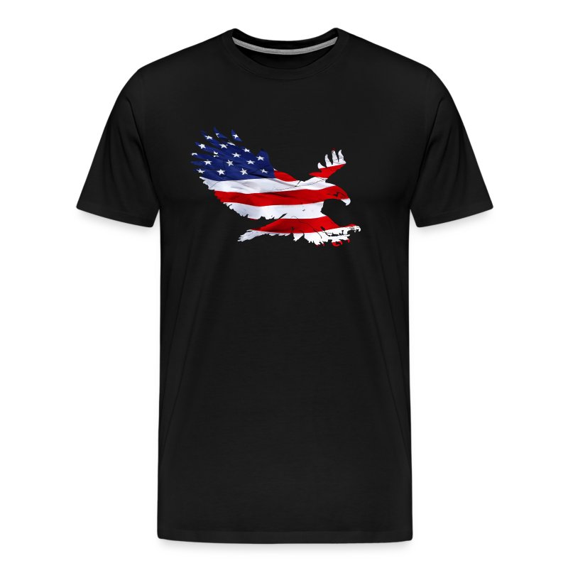 Screaming Eagle - Men's Premium T-Shirt