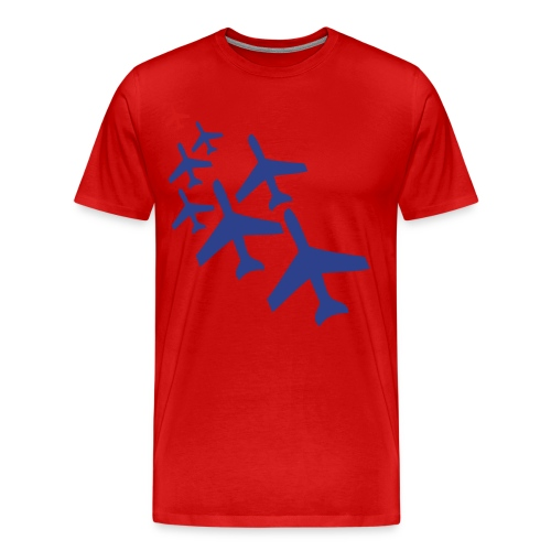 woo - Men's Premium T-Shirt