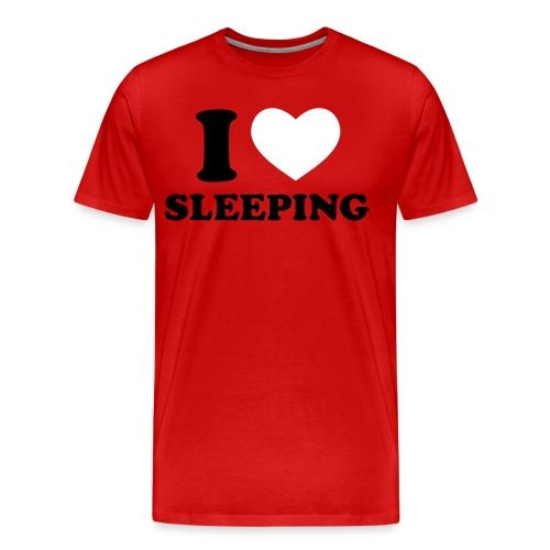 Sleepy Head - Men's Premium T-Shirt