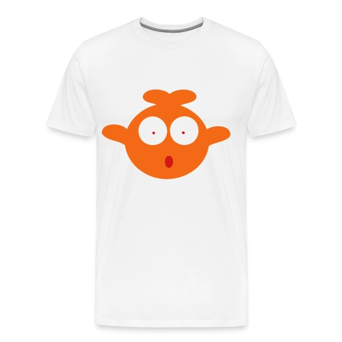Who me? - Men's Premium T-Shirt