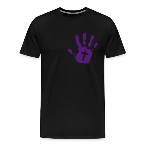 T-shirt - pocket image, no text - Men's Premium T-Shirt