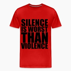 Occupy silence T-Shirts