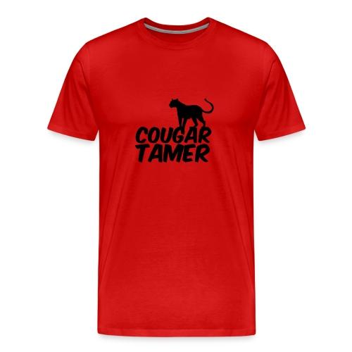 Cougar Tamer - Men's Premium T-Shirt