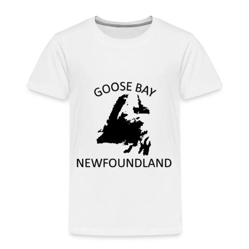 Goose bay - Toddler Premium T-Shirt