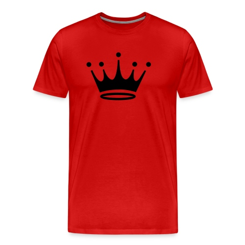 Azz Fit 4 A King - Men's Premium T-Shirt