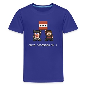 Kids Tee: Honeydew TNT - Kids' Premium T-Shirt