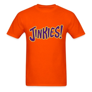 Jinkies! Men's Heavyweight T-Shirt - Men's T-Shirt