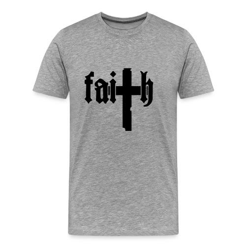 Tru Faith - Men's Premium T-Shirt