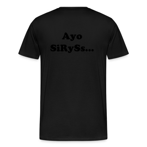 Y'nahmsayin'?! But Yeah... - Men's Premium T-Shirt