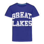 Baby & Toddler Shirts ~ Toddler Premium T-Shirt ~ Old Great Lakes