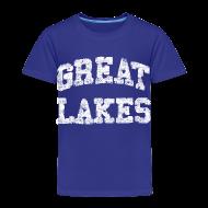 Baby & Toddler Shirts ~ Toddler Premium T-Shirt ~ Old Great Lakes