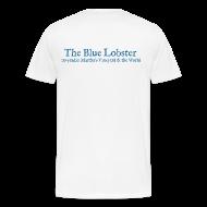 T-Shirts ~ Men's Premium T-Shirt ~ The Blue Lobster (mvyradio)