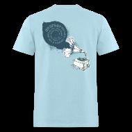 T-Shirts ~ Men's T-Shirt ~ mvyradio Phonograph and Spiral