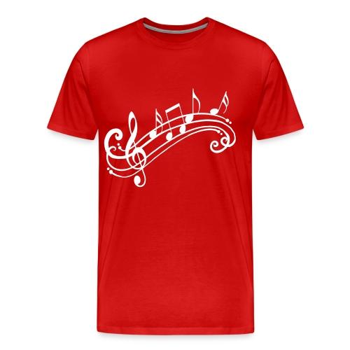 Hip Notes - Men's Premium T-Shirt