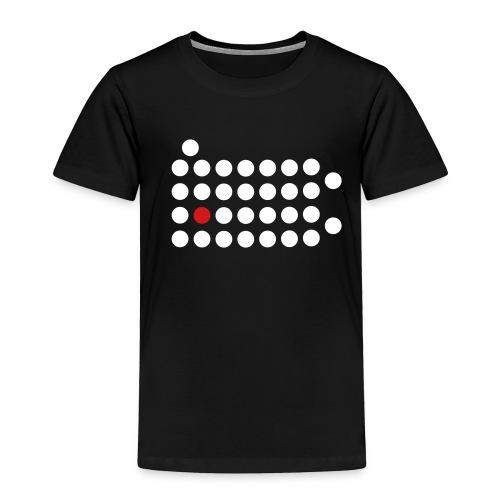 PIttsburgh Dot Shirt - Toddler - Toddler Premium T-Shirt
