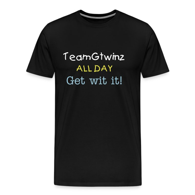 TeamGtwinz mens tee - Men's Premium T-Shirt