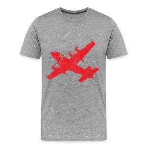 AC-130 Large - Men's Premium T-Shirt