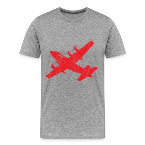 AC-130 Large - Men's Premium T-Shirt