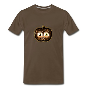 APPLE.SHIRT (dudes)  - Men's Premium T-Shirt